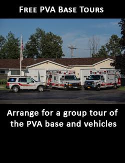 PVA Base Tour