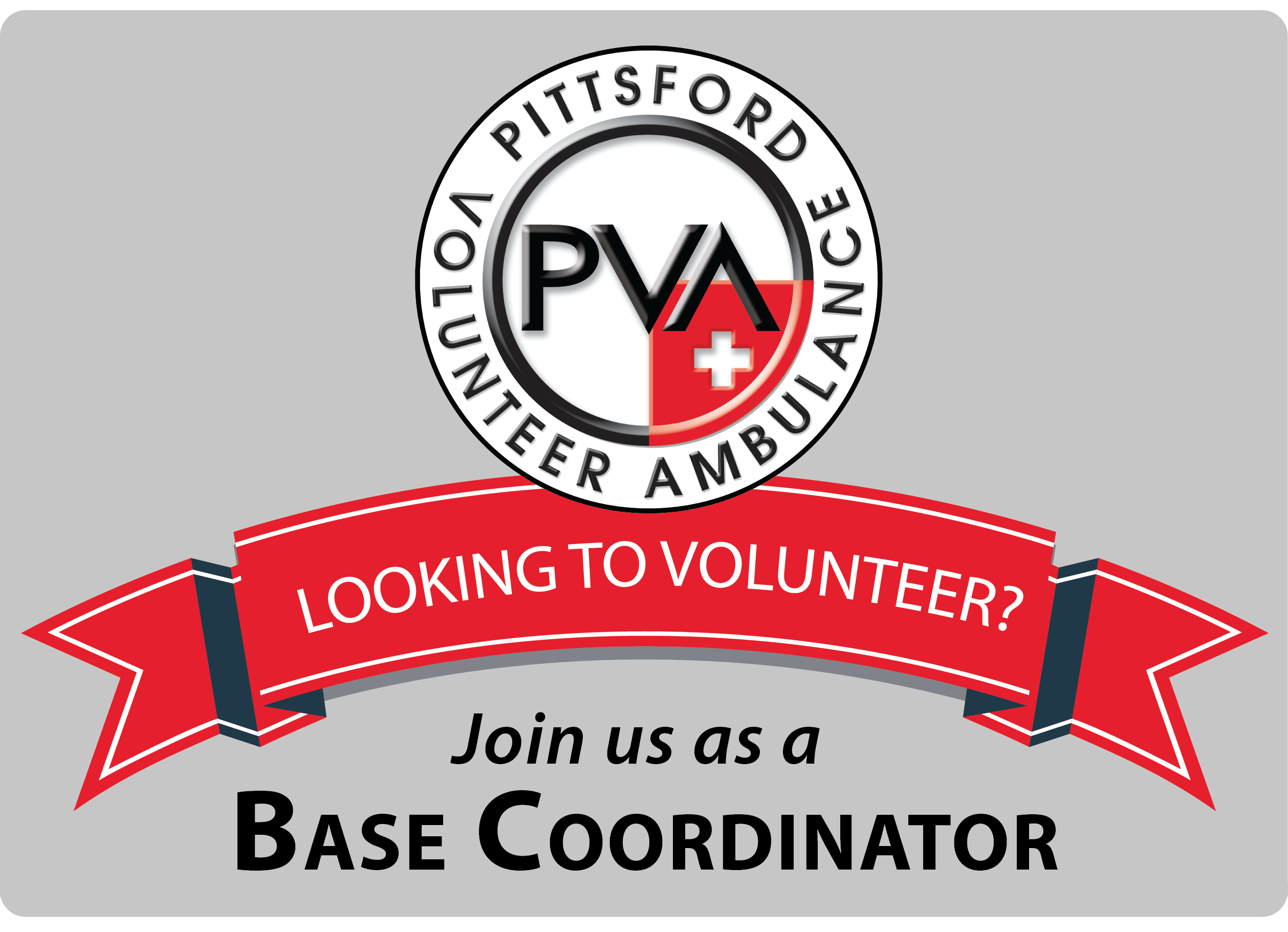 Join PVA as a Base Coordinator