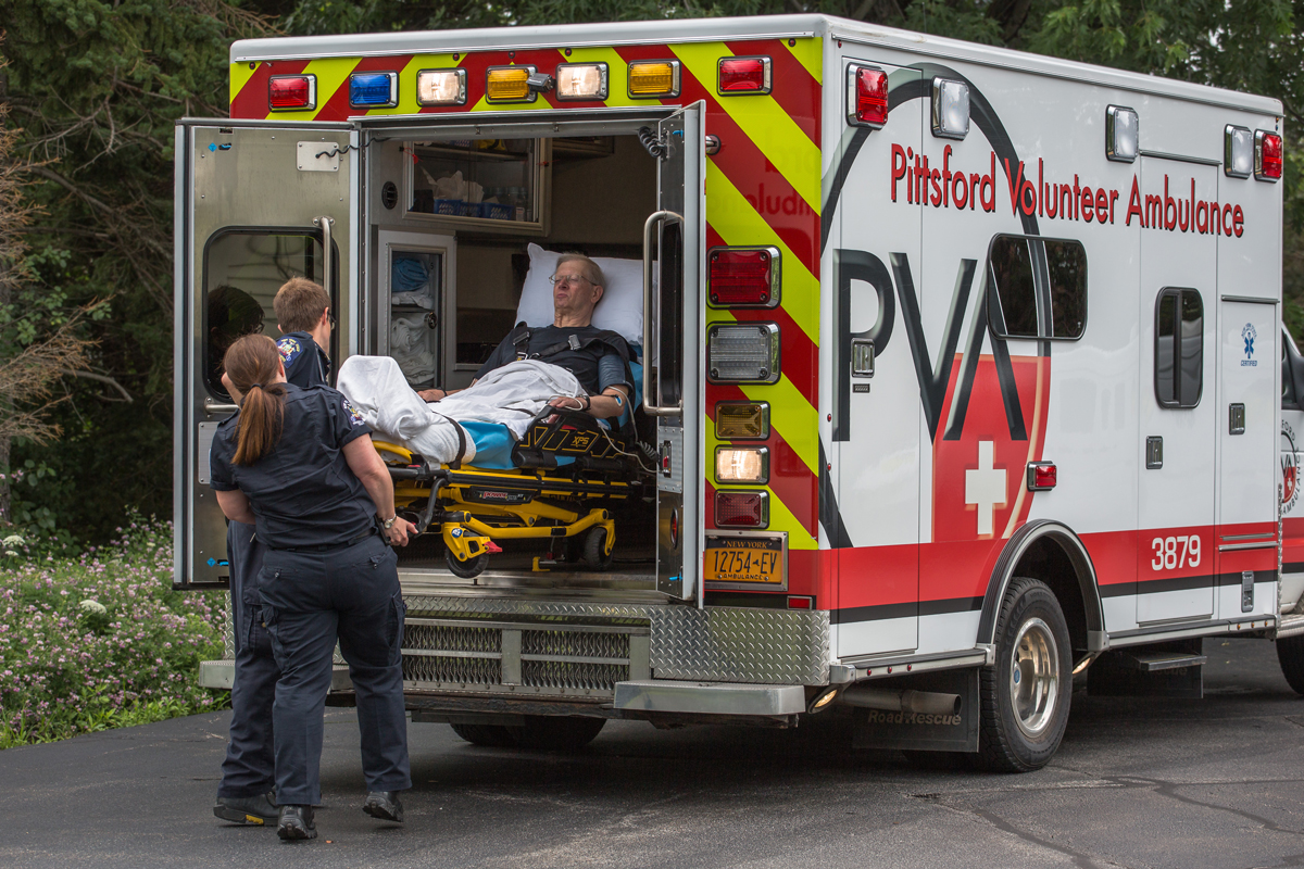 Pittsford Volunteer Ambulance and Southeast Quadrant MCCU Merge