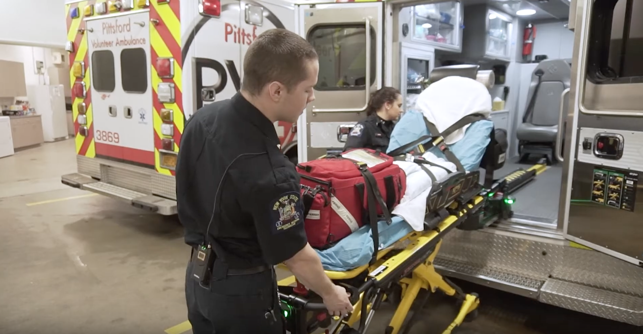 Virtual Ambulance Tour - Part 1, Basic Life Support