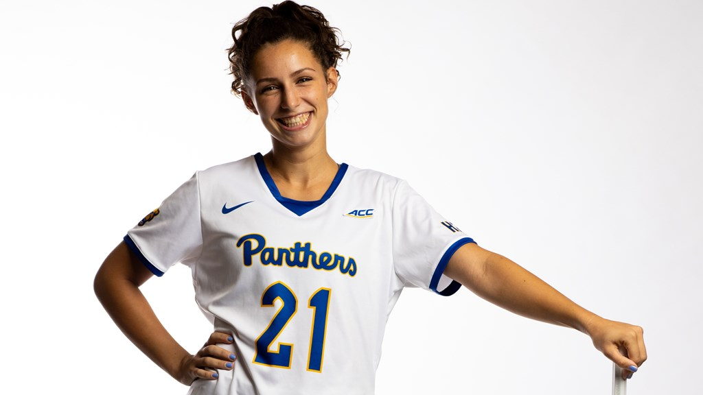 Caroline Ledermen, PVA EMT... and Featured Pitt Women's Lacrosse Player!